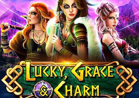 Lucky, Grace & Charm: Mega Hold & Spin